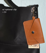 Envelope Leather Card Holder