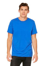 BELLA CANVAS + MD T-SHIRT SHORT SLEEVE POLY-COTTON