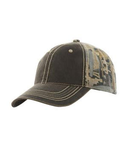 ATCTM REALTREE® PIGMENT DYED CAMOUFLAGE CAP.