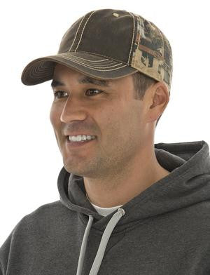 ATCTM REALTREE® PIGMENT DYED CAMOUFLAGE CAP