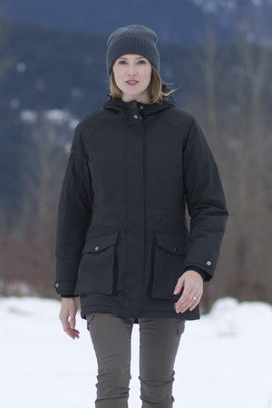 NEW! DRYFRAME® DRY TECH LADIES' PARKA.