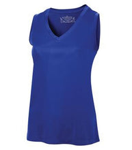 ATC™ PRO TEAM SLEEVELESS V-NECK LADIES' TEE.