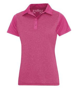 ATC™ PRO TEAM ProFORMANCE COLOUR BLOCK LADIES' SPORT SHIRT.