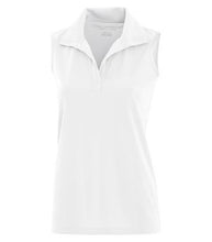 COAL HARBOUR® SNAG RESISTANT SLEEVELESS LADIES' SPORT SHIRT