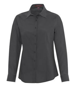 COAL HARBOUR® EVERYDAY LONG SLEEVE LADIES' WOVEN SHIRT