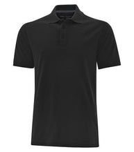 COAL HARBOUR® COMFORT PIQUE SOIL RELEASE SPORT SHIRT.