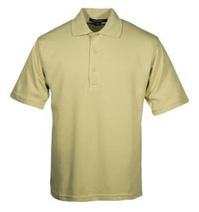 DISCONTINUED COAL HARBOUR® Men's Mesh Wicking Sport Shirt.