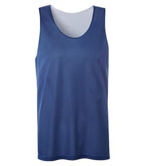 DISCONTINUED THE AUTHENTIC T-SHIRT COMPANY® Reversible Mesh Wicking Tank Top