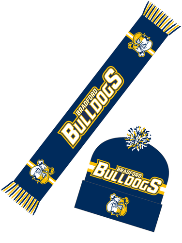 Bulldogs Toque & Scraf Set