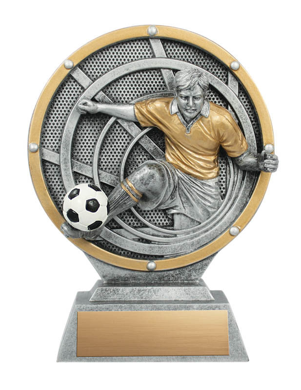 Male Vortex Soccer Resin, 6