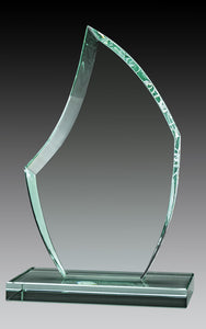 Glass Jade Apex, 6.75""