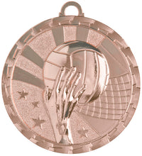 Volleyball Brite, Bronze