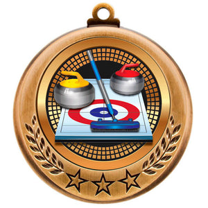 Spectrum Series Medals, Curling
