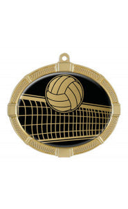 Impact Series Medals, Volleyball