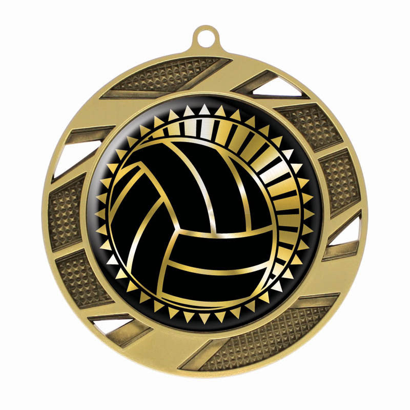 Solar Series Medal, Volleyball