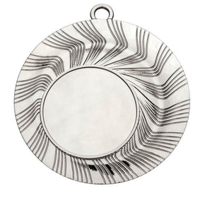 "1"" Holder (Swirl), Bright Silver"
