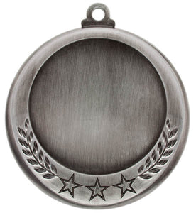"2"" Holder (Triple Star), Silver"