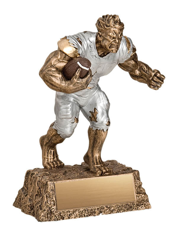 Football Monster Resin