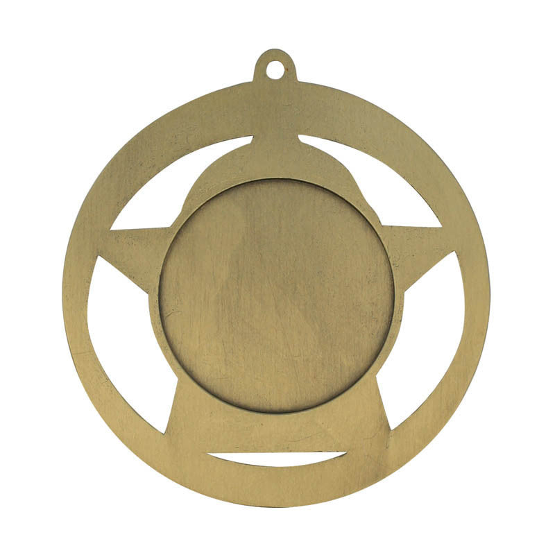 Medal Star Basketball 2.75