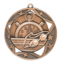 "Medal Galaxy 2.75"" Swimming Bronze"