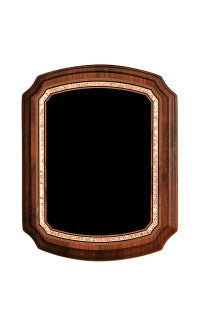 Airflyte Series Plaques, Walnut 9