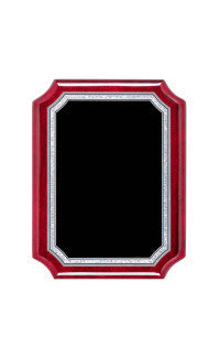 Airflyte Series Plaques, Notched Rosewood 8