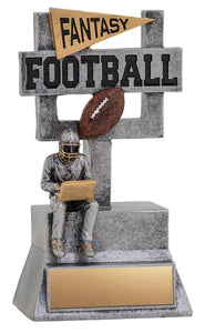 Resin Fantasy Football 7""