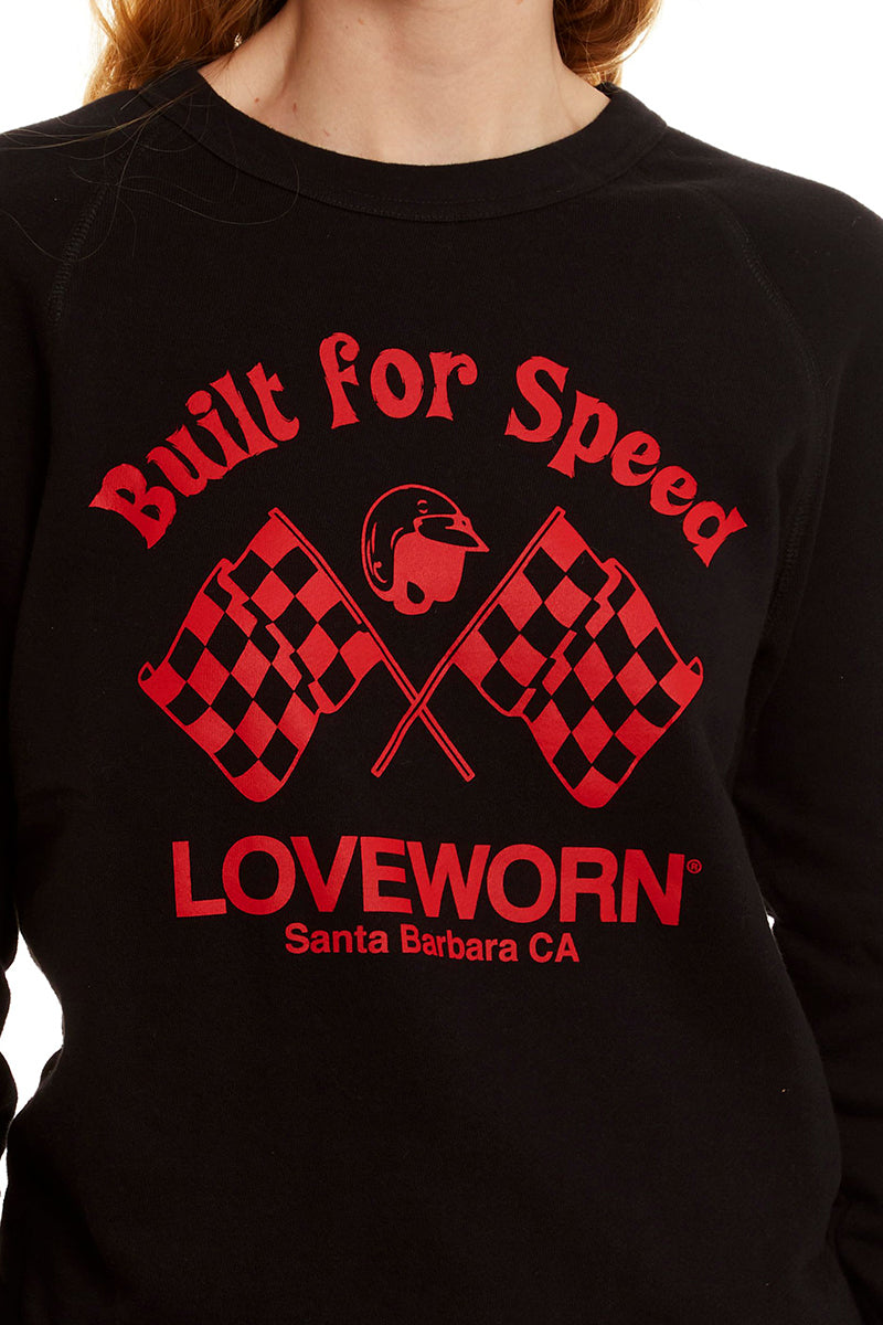 Built for Speed Pullover