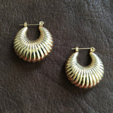 Mini Door Knocker Hoops
