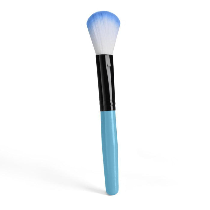 Makeup Brushes Set with Bag (Blue) - set of 32 brushes