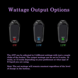Aspire AVP Pod System Vape Kit @ FantasyVapeShop.com