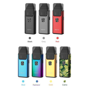 Aspire Breeze 2 AIO 1000mAh Starter Kit with 3ML Refillable Pod System - FantasyVapeShop.com