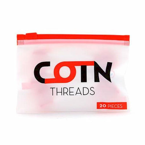COTN Threads (Pack of 20 Threads) - FantasyVapeShop.com
