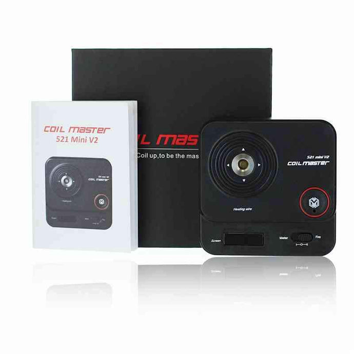 Coil Master 521 Mini Tab Ohm Reader @ FantasyVapeShop.com