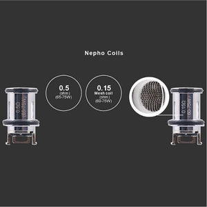 Aspire Dynamo 220W TC Starter Kit With 4ML Nepho Tank - FantasyVapeShop.com