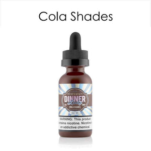 Dinner Lady Salt Collection 30ml Vape Juice @ FantasyVapeShop.com