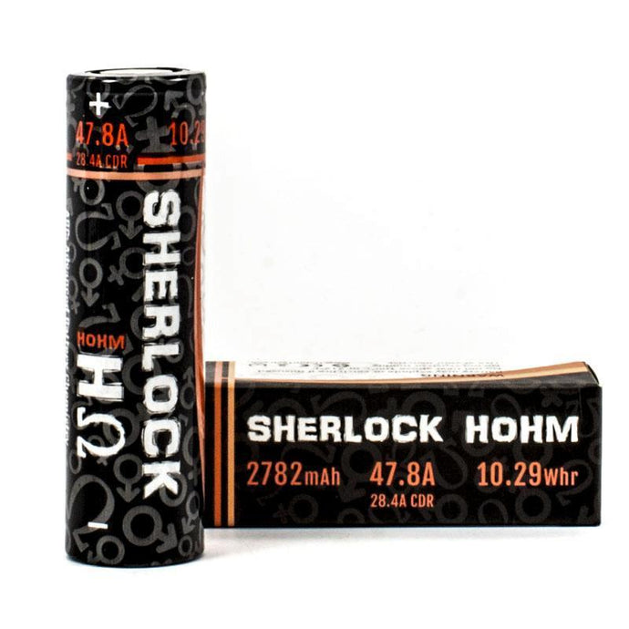 Sherlock Hohm 20700 2782mAh 47.8A Battery