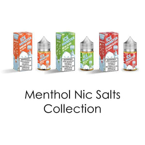 ICE Monster Menthol Salts Collection 30ml Vape Juice @ FantasyVapeShop.com