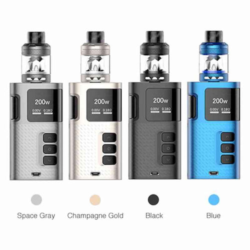 KangerTech Ripple 200W TC Starter Kit With 3.5ML Ripple Tank @ FantasyVapeShop.com