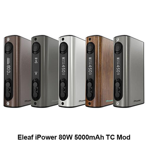 ELEAF IPOWER 80W MOD - FantasyVapeShop.com