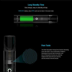 MOTI Refillable Vape Pod Kit @ FantasyVapeShop.com