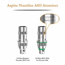 Aspire Nautilus AIO 1000mAh Starter Kit With 4.5ML Refillable Pod