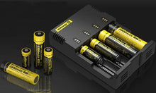 NITECORE INTELLICHARGER I4 - FantasyVapeShop.com