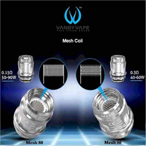 Vandy Vape Jackaroo Replacement Coils 4pk @ FantasyVapeShop.com