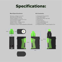 Vandy Vape Simple EX BF Squonk Starter Kit @ FantasyVapeShop.com
