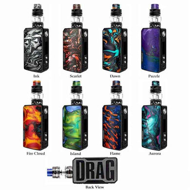 VooPoo Drag 2 Starter Kit @ FantasyVapeShop.com