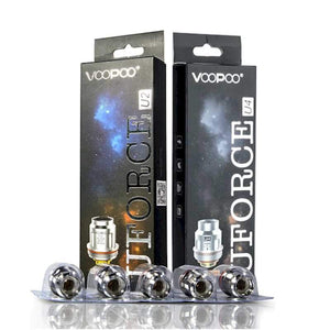 VooPoo Uforce Replacement Coils 5pk @ FantasyVapeShop.com