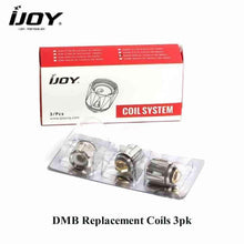 iJoy Diamond Baby DMB Replacement Coils 3pk @ FantasyVapeShop.com