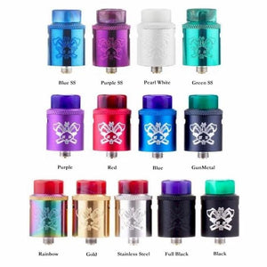 Hellvape Dead Rabbit SQ 22mm RDA - FantasyVapeShop.com
