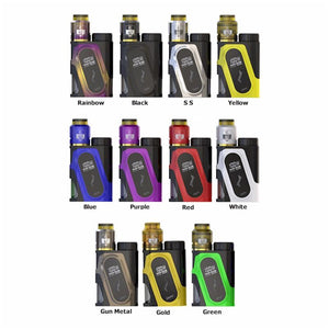 IJOY CAPO 9ML SQUONKER KIT WITH COMBO RDA